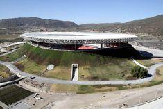 Estadio Chivas, Guadalajara, Mexico