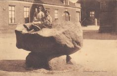 Grote Markt Oldenzaal (jaartal: 1920 tot 1930) Mount Rushmore, Mountains, Nature, Travel, Naturaleza, Viajes, Trips, Off Grid, Natural