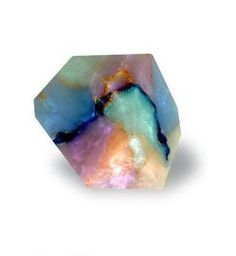 "This is soap...called Soaprock. This particular variety is called ""banded opal"" -- not to be confused for opal the stone"