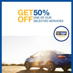 Don't miss out on your chance to get 50% off one of our selected services. Simply refer 4 new clients and choose which service you would like us to apply the discount to!  #Napa #Kirkmotors #servicedepartment #referralreward #50%off
