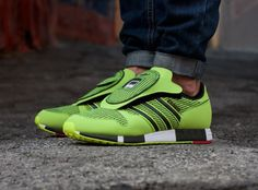 adidas Originals Micropacer: Volt Yellow