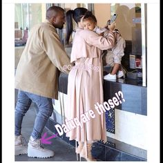 The West's spotted at the movies ... North is a cutie ... And Kanye, what's going on with Kanye's gear?  Lol is this the new style? (I hope not)  #OooLaLaBlog #dafuq #KanyeWest #KimKardashian #NorthWest #bloghive