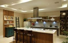 cozinha americana ilha - Pesquisa Google