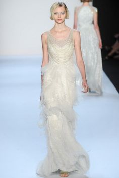 NY Fashion Week: Badgley Mischka Spring/Summer 2014