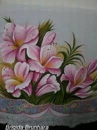 Resultado de imagem para audrei isis pintura em tecido