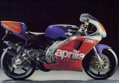 1994-95 Aprilia RS250 2 Stroke 250cc Motorcycle  http://www.motorcyclespecs.co.za/model/aprilia/aprilia_rs250 94.htm