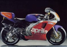 Aprilia RS 250 - The one and only, two stroke lightweight