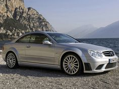 mercedes amg clk  This is my all time favorite