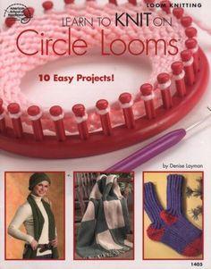 Libro telar circular