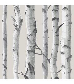 WallPops® NuWallpaper™ Birch Tree Peel And Stick Wallpaper