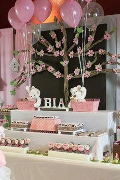 Aniversário mesa de festa #decoração #partyideas