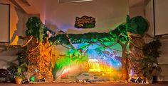 jungle safari vbs | Vacation Bible School: Son Quest Rainforest San Diego Child ...