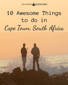 10 Awesome Things to do in Cape Town, South Africa. Not sure where to start on your Cape Town journey? Click for the only activities you won't want to miss.
