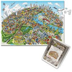 Awesome London puzzle