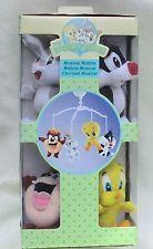 Baby Looney Tunes Musical Nursery Crib Mobile