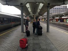 Noruega_trem do aeroporto_Viajando bem e barato pela Europa