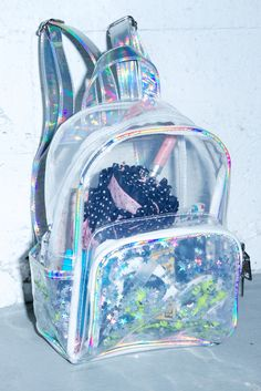 DollsKill: Aliens R Watchin' Backpack - 2019 Mini Backpack, Backpack Bags, Fashion Backpack, Rucksack Bag, Pouch Bag, Space Grunge, Cute Backpacks, Clear Bags, Girls Bags