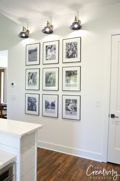 gallery wall ideas & gallery wall - gallery wall ideas - gallery wall layout - gallery wall living room - gallery wall ideas living room - gallery wall staircase - gallery wall bedroom - gallery wall above couch Gallary Wall, Photowall Ideas, Gallery Wall Layout, Photo Wall Decor, Home Decor Pictures, Frames On Wall, Wall Collage, Gallery Wall Frames, Ikea Gallery Wall