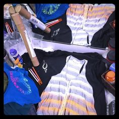 Tops misc $5 ea or ? Various shirts M & L Tops Blouses