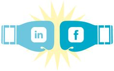 Facebook vs. LinkedIn – 10 B2B Marketing Resources [with Infographic]