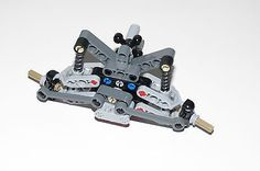 #suspension - Lego-Technic-Custom-Independent-Suspension-Front-Steering-Kit