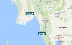 NÓNG: Máy bay quân sự Myanmar chở hàng trăm người mất tích