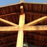 Entrada Casa Mistral www.loscuatrovientos.com