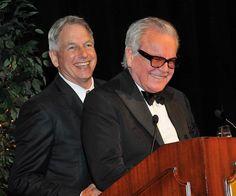 Mark Harmon & Robert Wagner