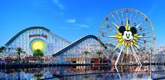 California Adventure.  What a great shot!   This is from Disney Alliances on facebook.