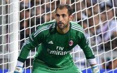 "Diego Lopez: ""Dobbiamo rialzarci già contro la Samp"" #milan #diegolopez #calcio #sampdoria"