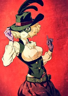 The beauty thief Noir ☆♡ Persona 5, Character Art, Character Design, Shin Megami Tensei Persona, Game Art, Fantasy Art, Cartoon, Haru Okumura, Drawings