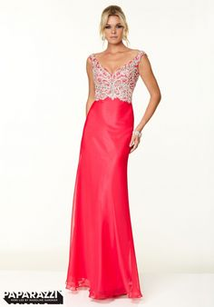 Prom Dresses by Paparazzi Prom - Dress Style 97023