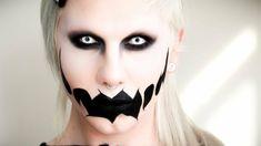 halloween zombie gruselige schminktips linsen