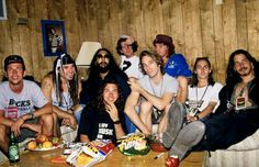 """Soundgarden, Pearl Jam members pay tribute to Chris Cornell: """"My dark knight is gone"""" - Guaripete Chris Cornell, Music Love, Rock Music, Music Music, Jeff Ament, Pearl Jam Eddie Vedder, Temple Of The Dog, Audio, Artists"""