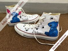 Design Converse Custom Shoes Hand Painted Shoes by MichelleCustom