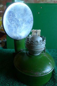 USSR Soviet Russia Kerosene Petrol Vintage KEROSENE LAMPS Rare