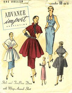 advance import dress 68