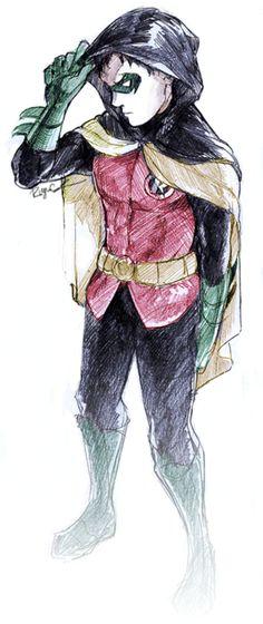 Robin, Damian Wayne