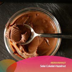 Olesan Cokelat-Hazelnut. #BerkahBanget