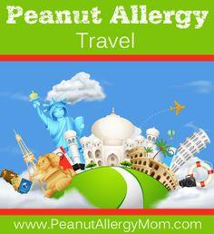 #peanutallergymom #peanutallergy #nutallergy #foodallergy #travel #kids