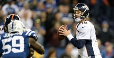 Manning could break passing record Week 9 vs. Colts