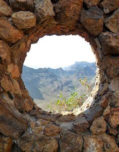 vwcampervan-aldridge: Roque Aguayo viewpoint, Gran Canaria, Canary islands http://vwcampervan-aldridge.tumblr.com