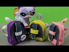 How to make a Doll laptop bag 2 - YouTube