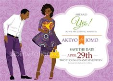 Home Page: Bibi Invitations- Modern, Traditional and Ethnic themed African Wedding Invitations Wedding Invitation Card Wording, Save The Date Invitations, Save The Date Cards, Invite, Sepedi Traditional Dresses, Nigerian Traditional Wedding, Modern Traditional, Traditional Wedding Invitations, Unique Weddings