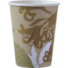 Biopappersmugg till kaffe och the
