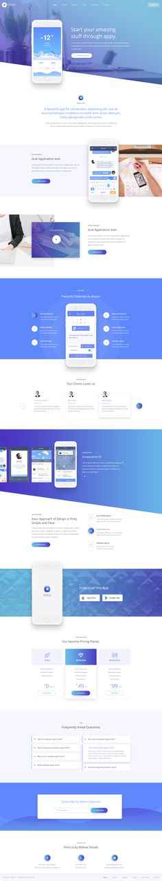 """""""Appy App Landing PSD Template"""" v1.0 """"Appy App Landing PSD Template"""" Thank you for downloading my theme. If you have any questions that are beyond the s..."""