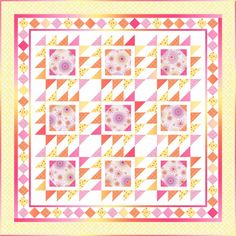 High Res_Hot Topic quilt with binding