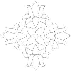 mão livre bordados e colchas padrões imaginesque