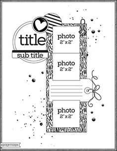 PageMaps Feb. 2017 8.5x11 multi photo layout sketch