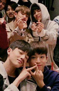 —-bananamurlk ♡ Yg Trainee, Baby Pop, Korea Boy, Treasure Boxes, Kpop Boy, Boy Groups, Faces